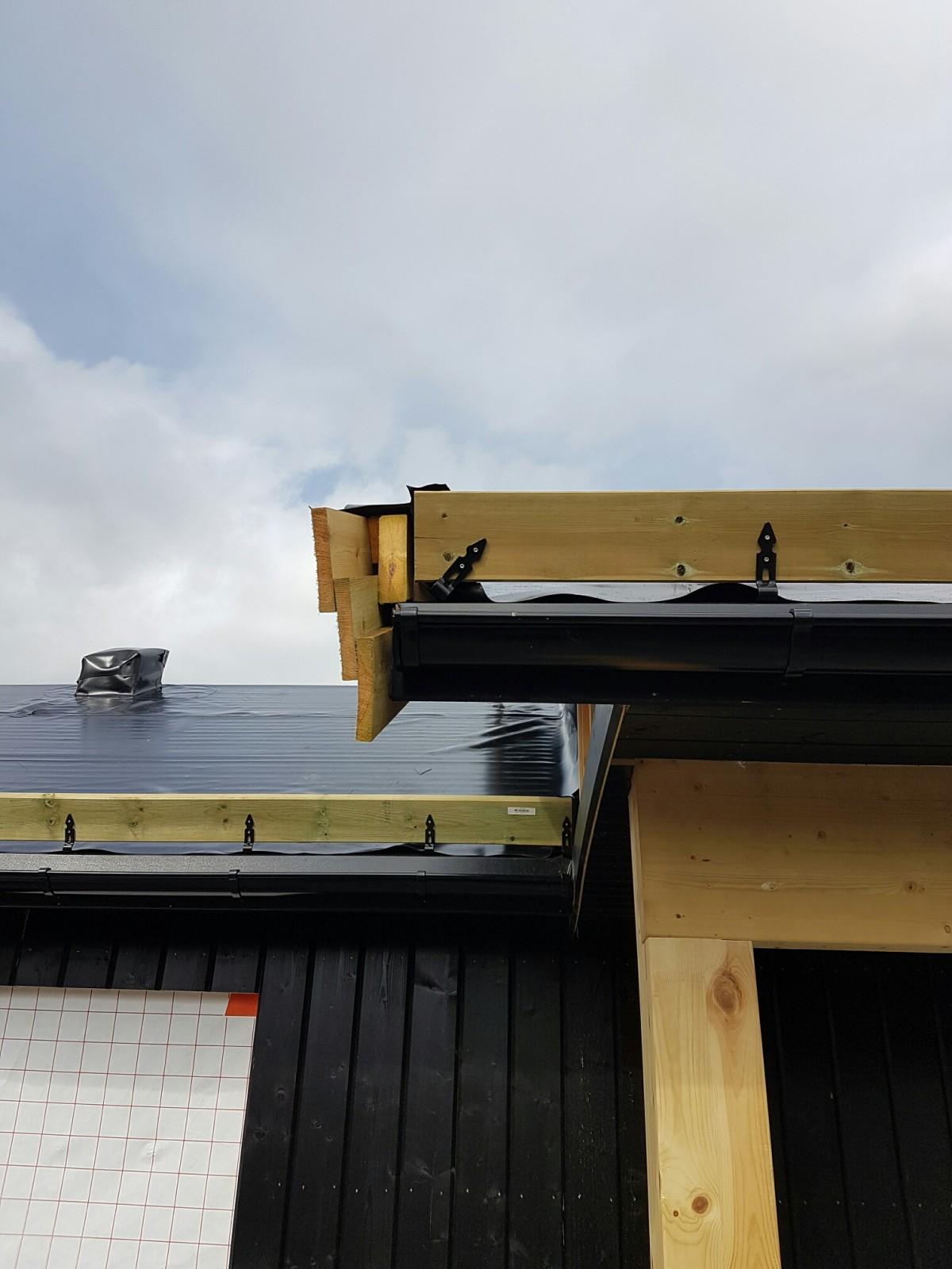 bygge isolert garasje